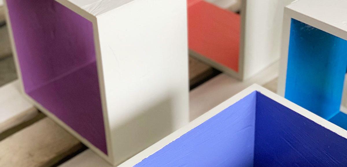 テラゾのマージンボックス